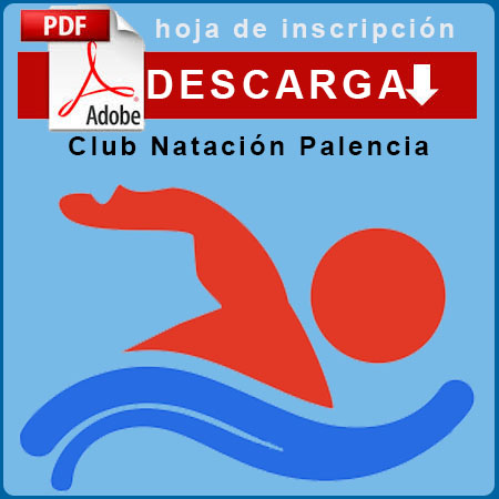 descarga hoja inscripcion club natacion palencia